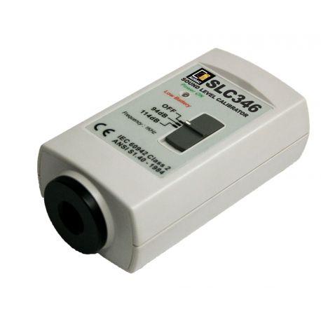 fAVuloso Calibrador sonómetros Audac SLC346