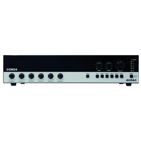 fAVuloso Amplificador Mezclador Audac COM24 MK2