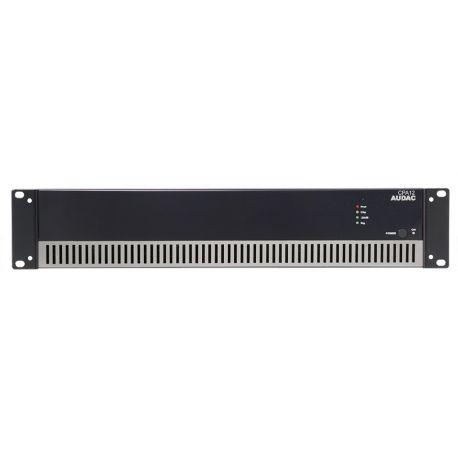 fAVuloso Amplificador Audac CPA12 1x120W a 100V