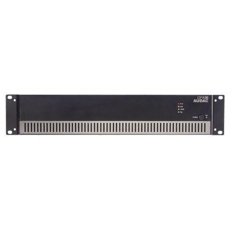 fAVuloso Amplificador Audac CPA36 1x360W a 100V