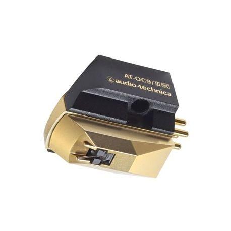 Audio-Technica AT-OC9/III Cápsula de bobina móvil