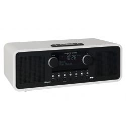 Tangent Alio BAZE Stereo Radio CD Bluetooth Blanco