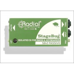 Radial Stage Bug SB-2