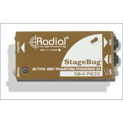 Radial Stage Bug SB-4 Piezo