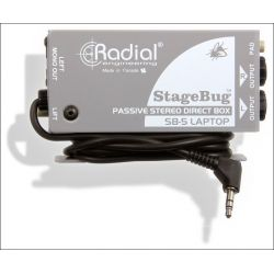 Radial Stage Bug SB-5 Laptop