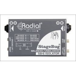 Radial Stage Bug SB-6 Isolator