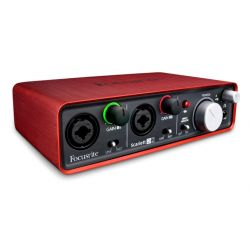 Focusrite Scarlett 2i2 2nd Gen