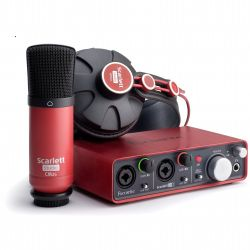Focusrite Scarlett Studio Pack 2nd Gen