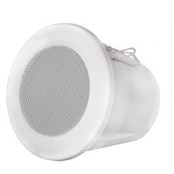 Altavoz de techo Audac AWP06 Waterproof Blanco